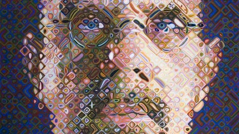 Collaboration célèbre | Chuck Close & Philip Glass