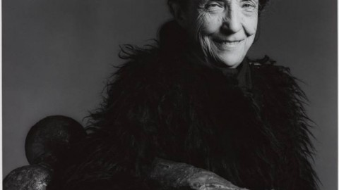 Collaboration célèbre | Robert Mapplethorpe & Louise Bourgeois