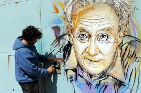 E=MC215 | Quand le Street Art et la science entrent en collision