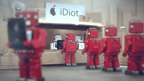 iDiots | L'obsolescence de la pomme