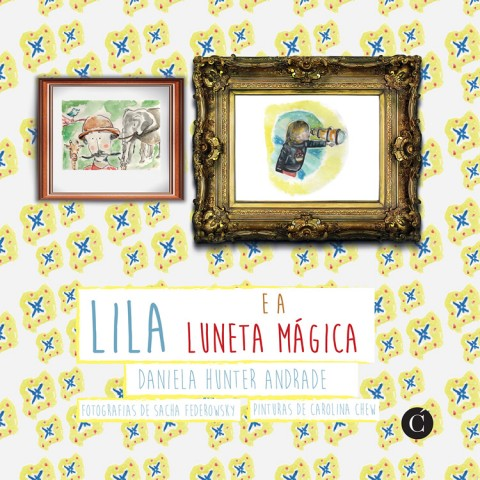 Projet Livre : Lila e a Luneta Magica