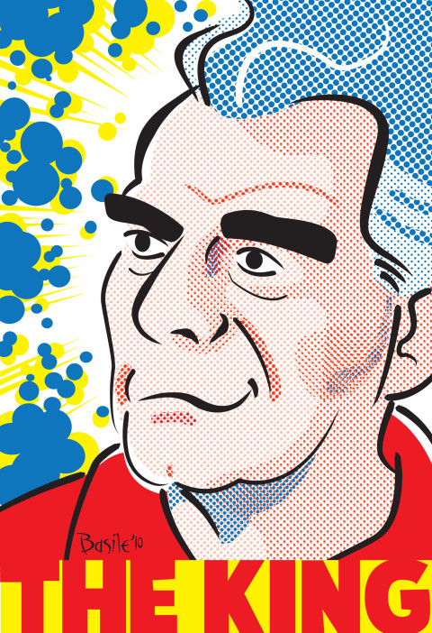 Jack Kirby, The King of Comics