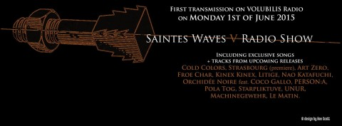 Soirée « Saintes Waves » Sur Volubilis (Radio)