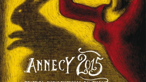 Festival du Film d'Animation d'Annecy 2015