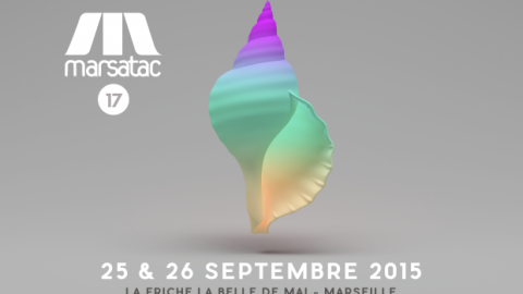 Marsatac 2015 | 100 % Electro