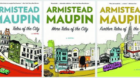 Armistead Maupin | Les Chroniques de San Francisco