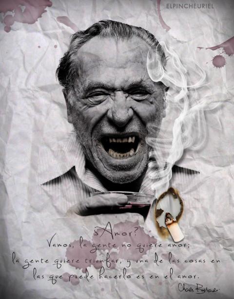 Charles Bukowski | « Comment devenir un grand écrivain »