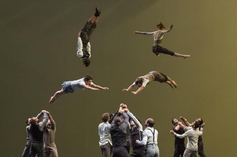 Compagnie XY : Cirque d'aujourd'hui