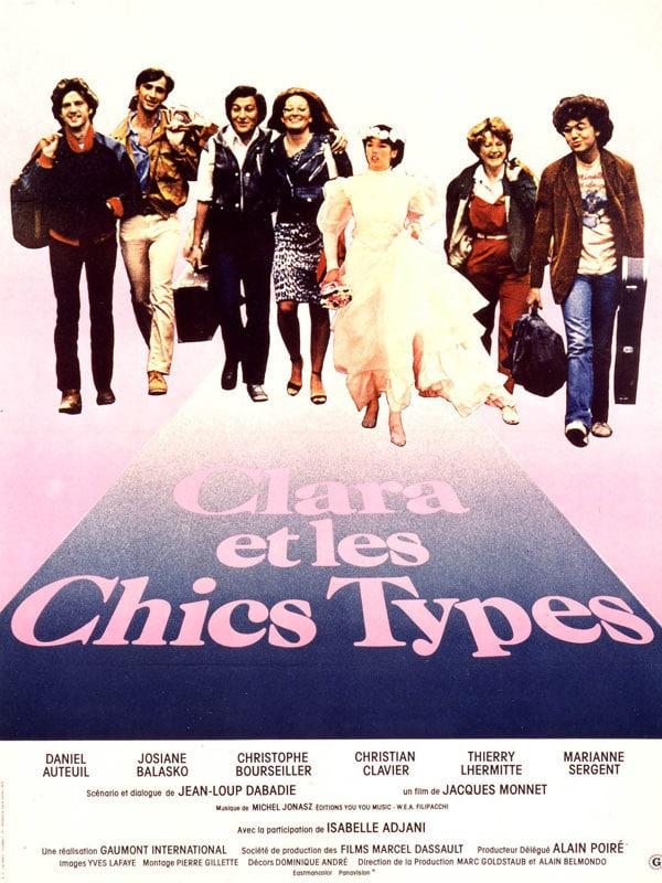 Instant-City-Clara-et-les-Chics-Types-Affiche