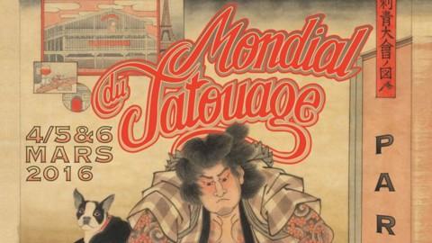 Salon Mondial du Tatouage… Tous à vos aiguilles!