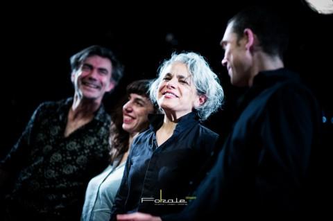 Sylvain Cathala Trio + Kamilya Jubran | Concerts Mai 2016