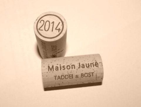 Maison Jaune : L'art de faire du vin
