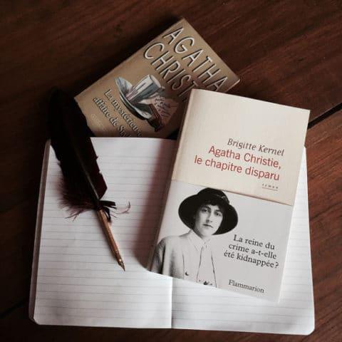 Brigitte Kernel | Agatha Christie, Le Chapitre Disparu (Edition Flammarion, 2016)