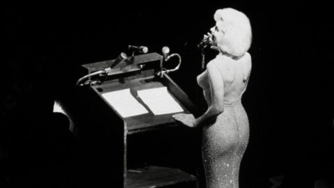 La robe de Marilyn vendue aux enchères