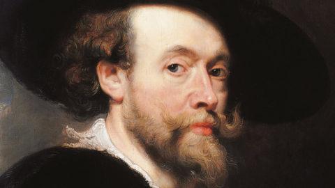Les Portraits Princiers de Rubens au Musée du Luxembourg