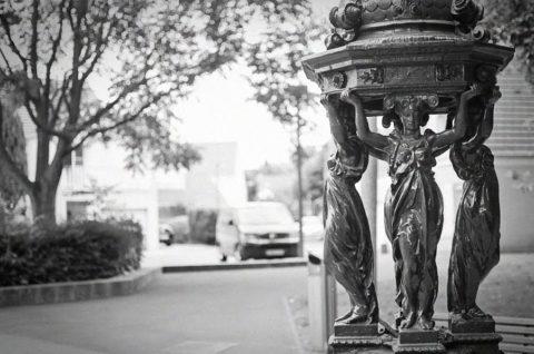 Petite histoire des fontaines Wallace