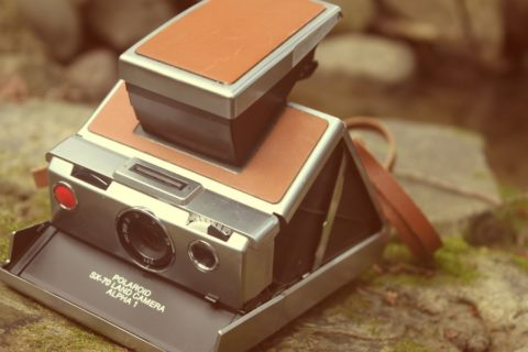 Polaroid SX-70, l'appareil photo qui changea le monde