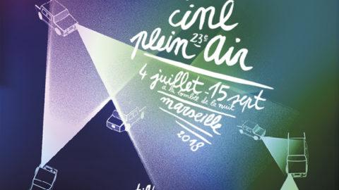 Marseille : Du cinéma sous les étoiles (du 4 juillet au 15 septembre 2018)