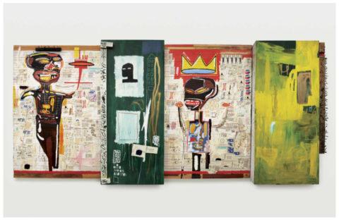 « Jean-Michel Basquiat » à la Fondation Louis Vuitton, jusqu'au 14 janvier 2019