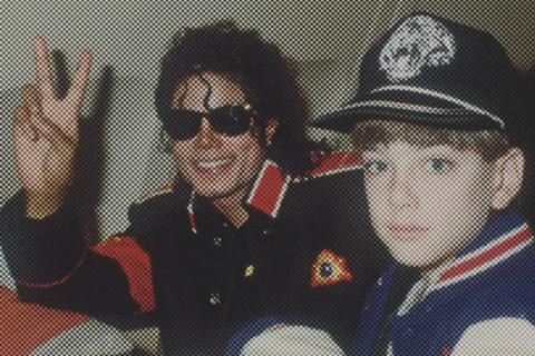 Michael Jackson, Retour à Neverland