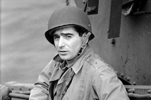 Le D-Day par Robert Capa
