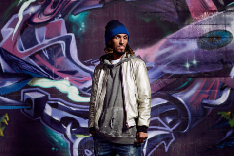 Marquese Scott : The King of Urban Dance