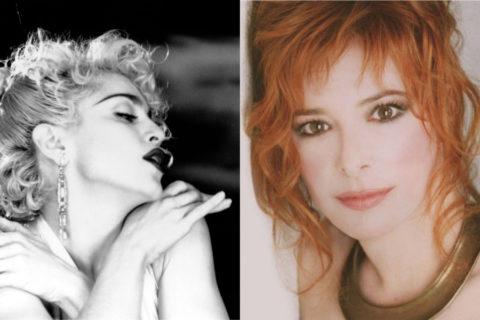 Madonna Vs Mylène