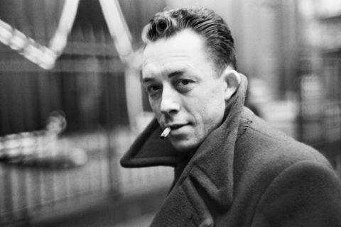 Albert Camus, mort un 04 janvier…