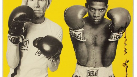 Collaboration célèbre | Andy Warhol & Jean-Michel Basquiat