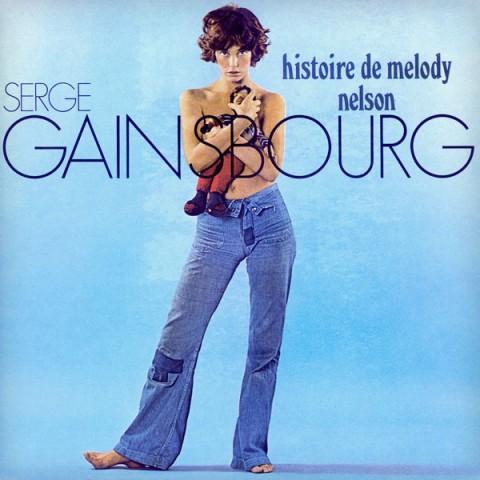 Gainsbourg / Vannier | Histoire de Melody Nelson