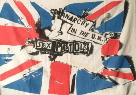 Jamie Reid | L'esprit du Punk