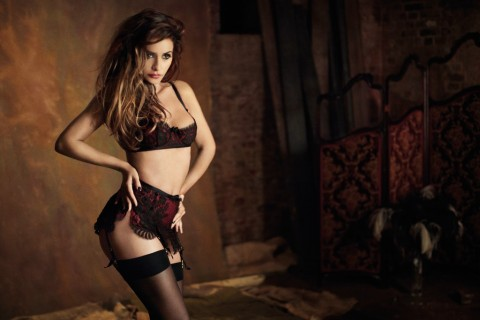 Agent Provocateur by Penelope Cruz | Campagne Automne-Hiver 2013 / 2014