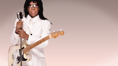 Hi, I am Nile Rodgers