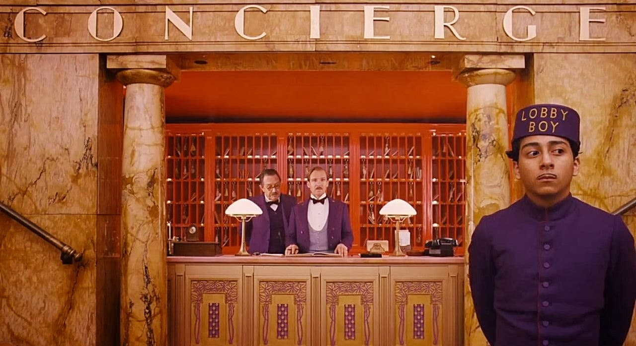 The Grand Budapest Hotel 2014 Instant City