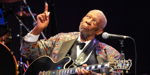 In Memoriam | B.B. King (14.05.2015)