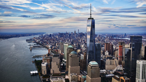 New York | Ouverture du One World Observatory