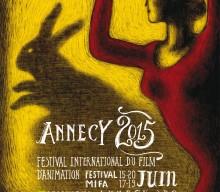 Festival du Film d'Animation d'Annecy 2015