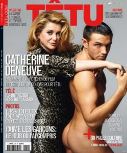 Instant-City-Têtu-Couverture-Deneuve