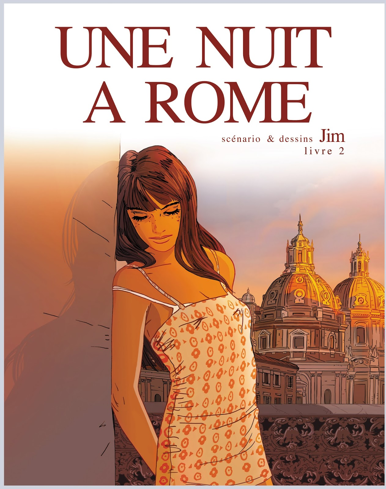 Une Nuit à Rome - Livre 2