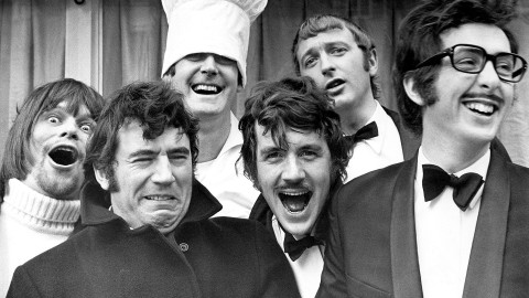Happy 40′ Monty Python !