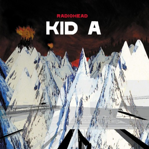 Kid A, premier album de l'histoire à être proposé en streaming sur internet…