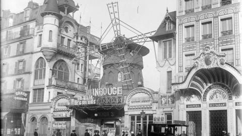 Les Cabarets de Montmartre en 1909