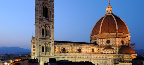 La Cupola del Duomo di Brunelleschi by National Geographic