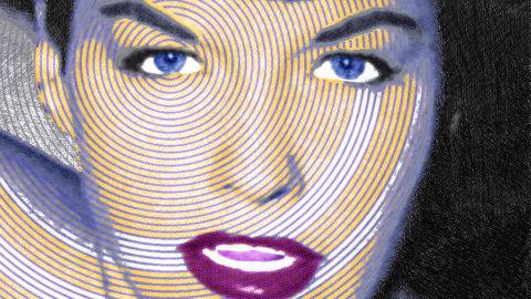Bettie Page : La Playmate du mois de janvier 1955