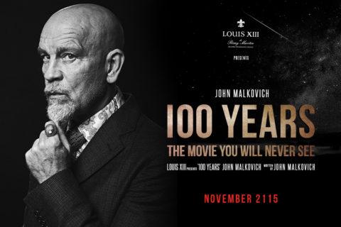 « 100 Years », le film de John Malkovitch… qui sortira dans 100 ans