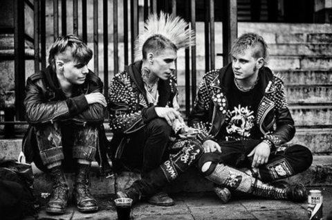 En 2016, Londres fête les 40 ans du Punk