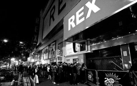 Le Rex Club fait peau neuve