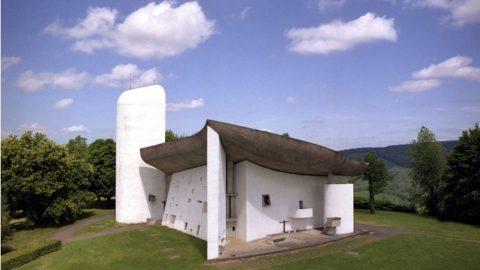 Le Corbusier : 17 sites classés au Patrimoine Mondial de l'Unesco