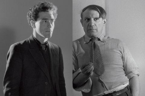 Picasso et Giacometti, en résonance