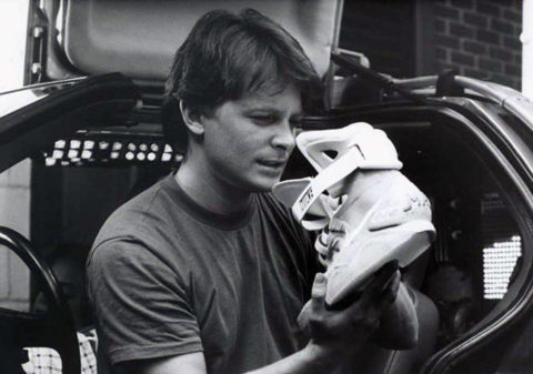 Nike Air Mag Power Laces : Retour vers le futur
